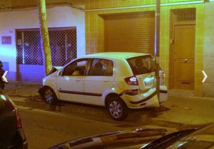 como aparcar justito
