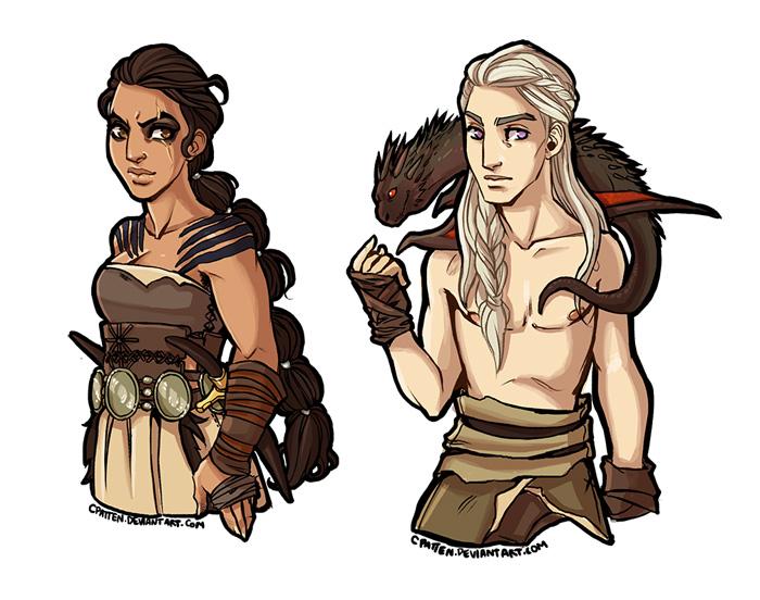 game-of-thrones-genderbent-fan-art-01