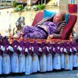 La procesión de Santa Belén Esteban