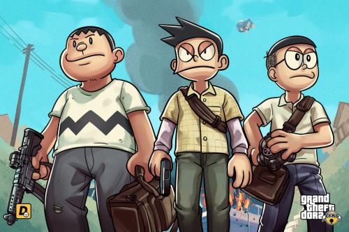GTA-Doraemon-1