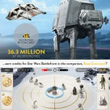 Atractiva infografía de Starwars Battlefront