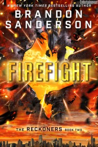 Firefight (Brandon Sanderson)