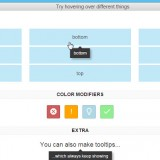 Librería gratuita para Tooltips 100% CSS y sin Javascript (Hint.css)