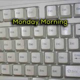 Tu teclado el lunes por la mañana #FelizLunes