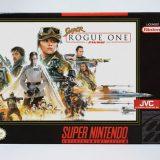 ¿Cómo serían las películas actuales como portadas de cajas de juegos de Super Nintendo?
