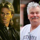 McGiver antes y ahora