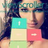 viewScroller.js – Librería Smooth Scrolling gratuita