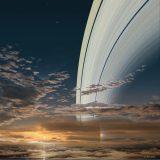 Así podría lucir el amanecer en los diferentes planetas del sistema solar
