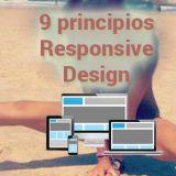9 Principios básicos de Responsive Design