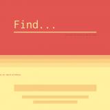 Inspiración para efectos de búsqueda a nivel de UX