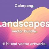 11 Fondos gratis de vectores artísticos