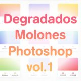 [GRATIS] Degradados molones para Photoshop vol.1