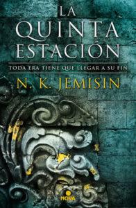 La Quinta Estación (N.K. Jemisin)