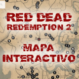 Mapa Interactivo de Red Dead Redemption 2