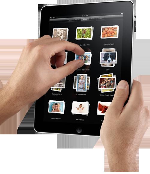 ¿Está bien escrito iPhone y iPad?
