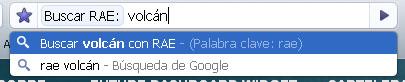 Personalizar motores de búsqueda en Google Chrome