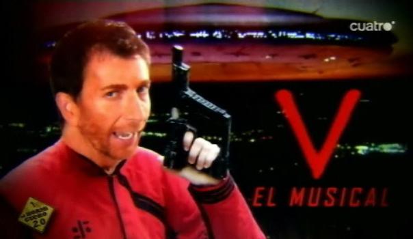 El musical de V de El Hormiguero
