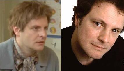 Parecido razonable de Colin Firth