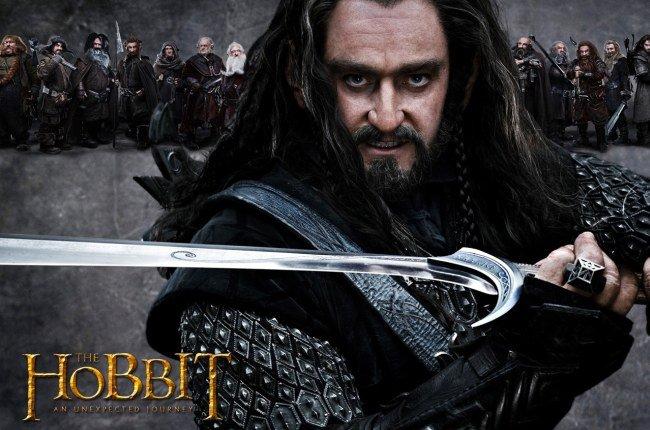 el hobbit - imágenes de los enanos