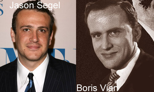 Jason Segel y Boris Vian