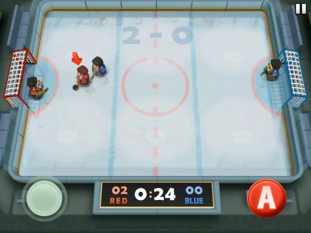 Ice Rage para iPad