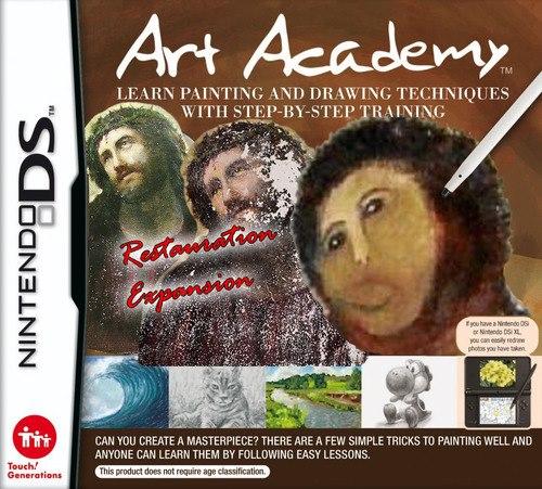 Art Academy Ecce Homo