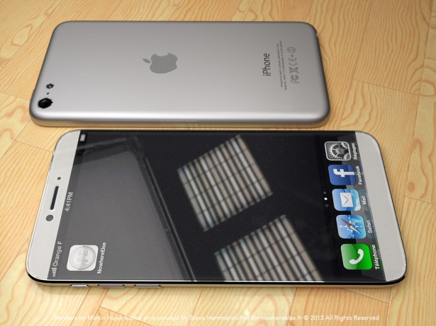 iphone 6 - imagen conceptual