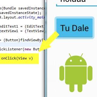 Android – Evento onClick de un Botón