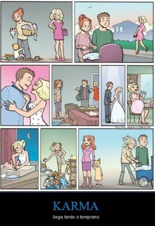 Dejar a tu mujer