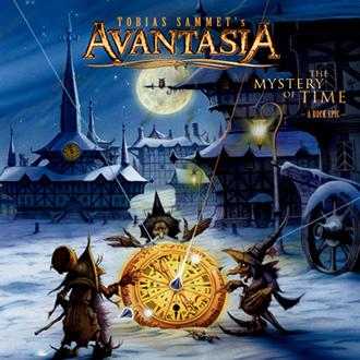 Letras de Avantasia – The Mystery Of Time