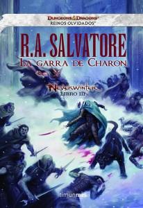 La Garra de Charon (R.A. Salvatore)