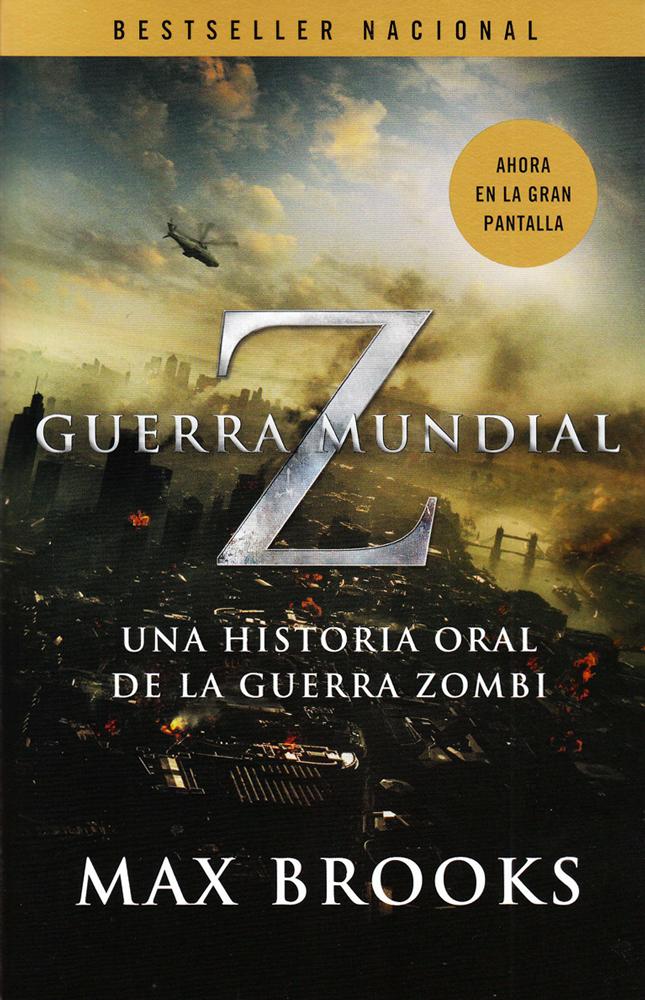 Guerra Mundial Z (Max Brooks)