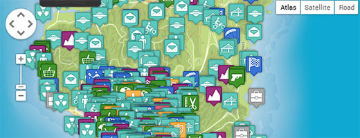 GTA V – Google Maps