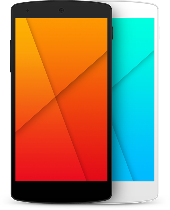 Nexus 5 – PSD gratis
