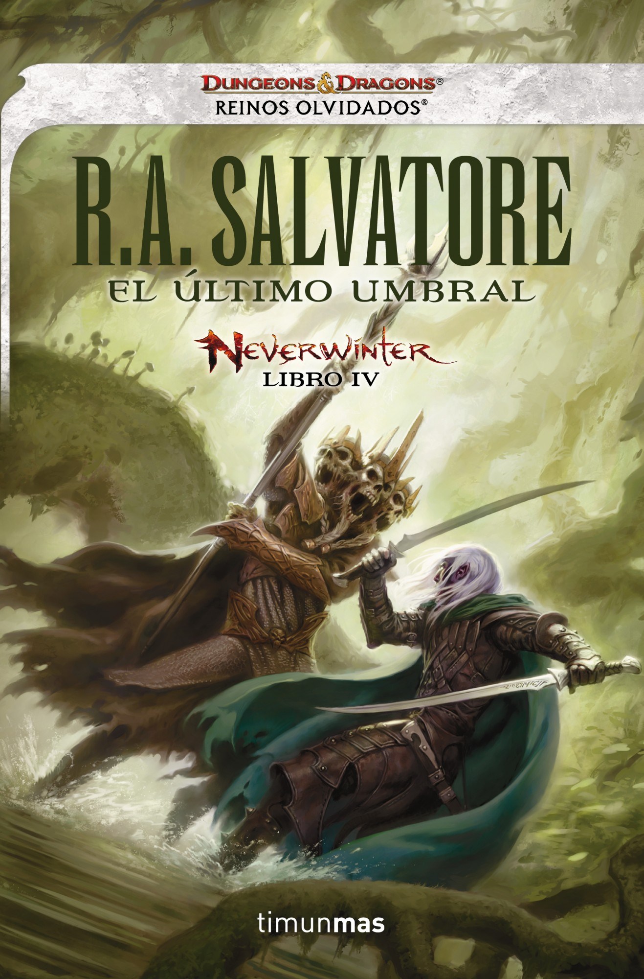 El Último Umbral (R.A. Salvatore)