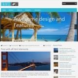 Tema de WordPress para Blogs de Viajes