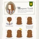 ¿Cómo tener un peinado como los de Juego de Tronos?