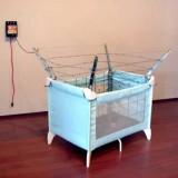 Parque de juegos seguro para bebés