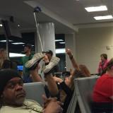 Los palos para selfies