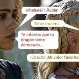La demora de Daenerys…