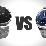 Huawei Watch vs el nuevo Moto 360