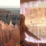 Paisajes de Horizon: Zero Dawn en el mundo real