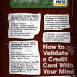 Cómo identificar el tipo de tarjeta de crédito según su número