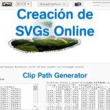 Creación de SVGs Online – Clip Path Generator