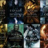 Las fantásticas portadas de Geralt de Rivia de Alamut