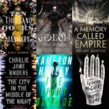 Candidatos al Premio Hugo 2020 a mejor novela de ciencia ficción
